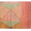 7 Handwoven Rugs in Pretty Pastels