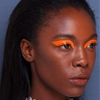 furples:  Samira Carvalho at Movimento SS15 Backstage SPFW