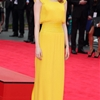 "Emma Stone Stuns in Atelier Versace at ""The Amazing Spider-Man 2″ London Premiere"