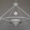 The Master of Plaster: Stephen Antonson's Sculptural Lighting