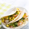 Grilled Shrimp Tacos with Mango Avocado Salsa