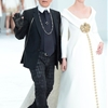 Kendall Jenner and a Pregnant Ashleigh Good Walk Chanel Haute Couture
