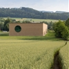 Herzog & de Meuron uses rammed earth to create countryside herb centre for Ricola