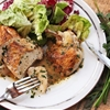 Easy Pan-Roasted Chicken Breasts With White Wine and Fines Herbs Pan Sauce