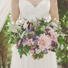 Purple Wedding at Philadelphia Horticultural Center