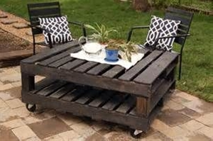 Cool DIY pallets projects