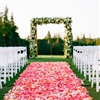 Colorful Spring Palo Alto Wedding