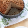Gluten-Free Applesauce Crumb Cake with Cinnamon