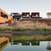 Mirroring Nature's Everlasting Beauty: House Boz in South Africa