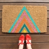 10 Ways to Transform a Basic Welcome Mat
