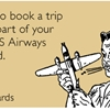 I want to book a trip to the part of your body US Airways tweeted.