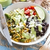 Recipe: Burrito Bowl with Roasted Corn and Poblano Peppers — Vegetarian Recipes from The Kitchn