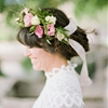 20 Bridal Flower Crowns We Love