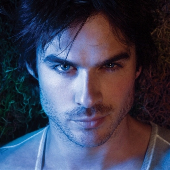 Ian Somerhalder~ Damon from The Vampire Diaries