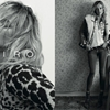 Karmen Pedaru Exudes Rock & Roll Cool for IRO's Fall 2014 Campaign