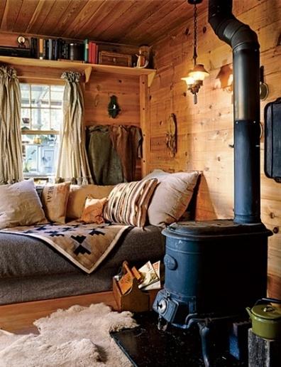 cabin!