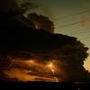 Thunderstorm, Catalonia, Spain. Summer 2014 by Alex Domenech...