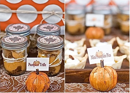 fall shower favors?