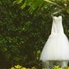 Eclectic Pink and Aqua Wedding