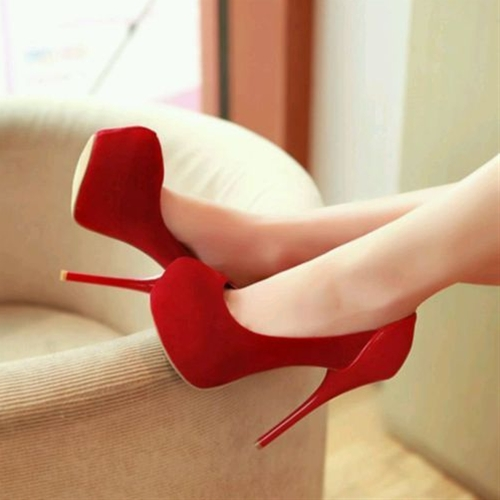 So cute but I could never walk in these
