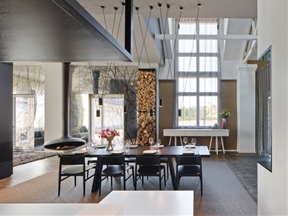Army Barracks Become a Loft Full of Perfection