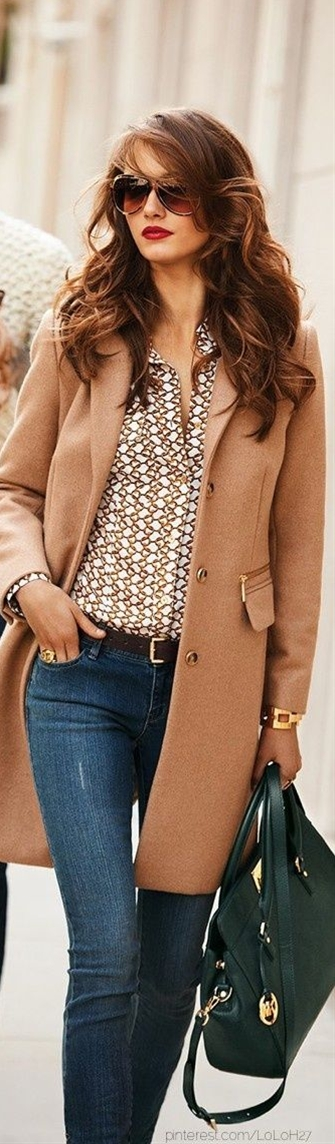 It's almost time for fall so fall fashion is on my mind!!