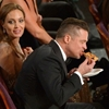 Brad Pitt had been waiting for that pizza all night
