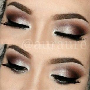 DIY makeup inspiration.
