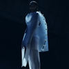 Renee Nicole Sander creates translucent plastic garments for her graduate fashion collection
