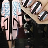 MANICURE MUSE: Peter Pilotto Fall '14 Go bold or go home. Peter Pilotto Ladyfinger tutorial up now!