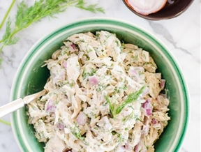 Recipe: Yogurt & Dill Chicken Salad — Lunch Recipes from The Kitchn