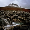 First SnowGreat Gable. Cumbria. UK. by David Williams...