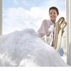 Emily DiDonato Makes a Beautiful Bride in Pronovias 2015 Campaign