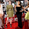 2014 MTV Movie Awards Red Carpet Style