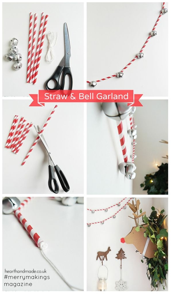 is such an easy DIY project for Christmas