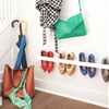 DIY Project Idea: Simple Shoe Storage for the Entryway — Emily Henderson