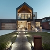 New Home Design in Australia Mirrors Neighboring Architecture