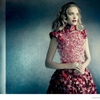 Natalia Vodianova Models Haute Couture for Paolo Roversi in Vogue Russia