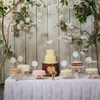 Irish Countryside Wedding with Doilies