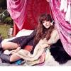 "Sara Blomqvist Gets Bohemian for Urban Outfitters Lookbook, ""Wanderlust"""