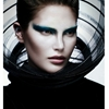 Catherine McNeil Wears Futuristic Style for Numéro by Benjamin Lennox