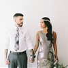 Chic Modern & Industrial Wedding Inspiration