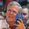 Jeb Bush tweeted a 9/11 photo to make his brother look good, him look bad.