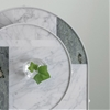 Note Design Studio and Norm Architects design patchwork marble tables for Menu