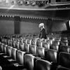 Nina Simone at Olympia Concert Hall, Paris, 1969.