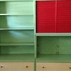Is There a Possible Gem Under the Terrible Paint on Mid-Century Bookcases? — Good Questions