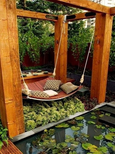 Now that's a hammock!