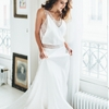 Parisian Boudoir Bride; The Sophie Sarfati Wedding Dress Collection