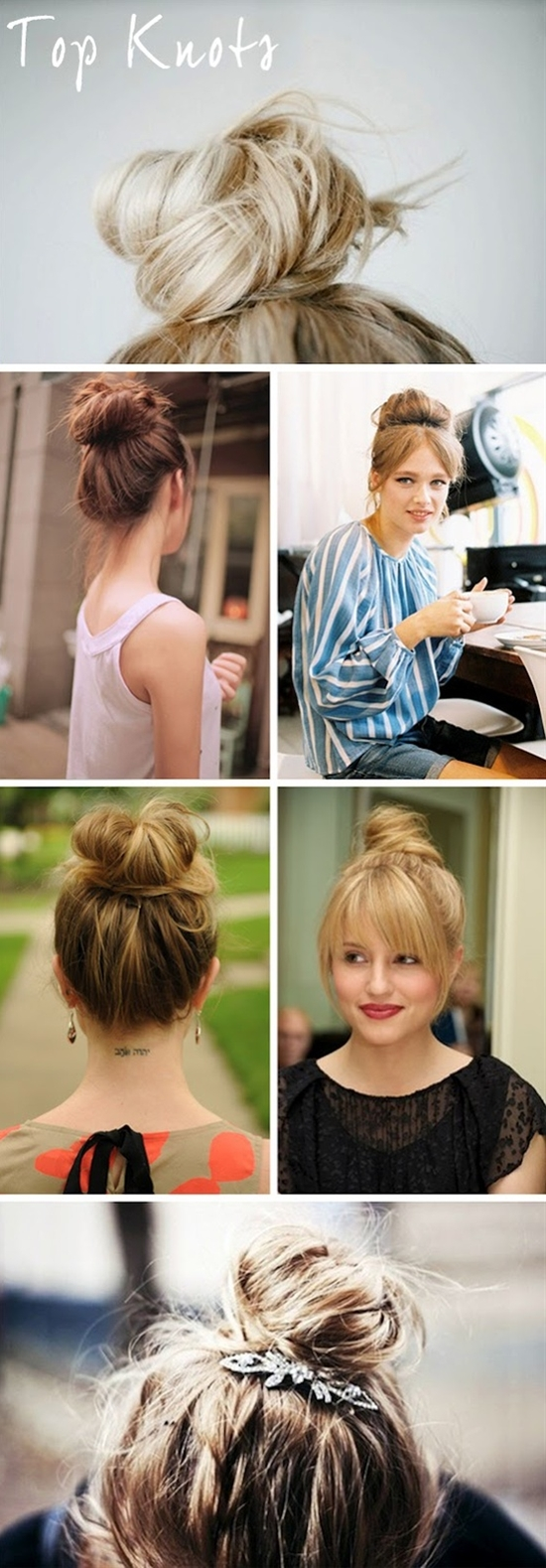 Summer hairstyle... All I gotta do is learn how to do it!