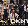 The Cara Delevingne for DKNY Campaign Stars Models Casted from Instagram